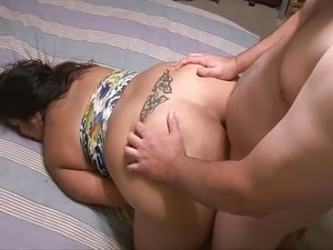 mexican girl fucked orgasm
