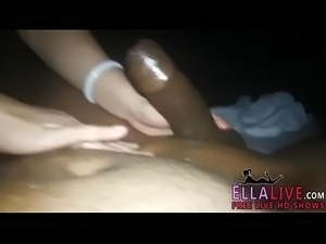 amateur video wife massage husband prostate