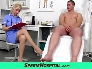 Nude doctor video