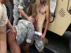 sexy army girl dance
