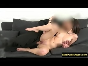 girl go to porn audition