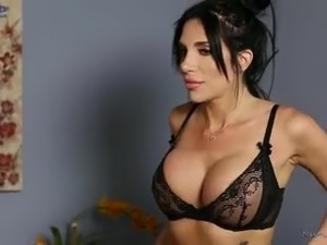 hot girl erotic massage video