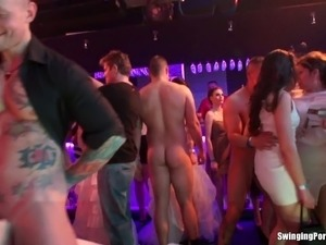 sex party bachelorette