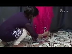Sexy saree girl