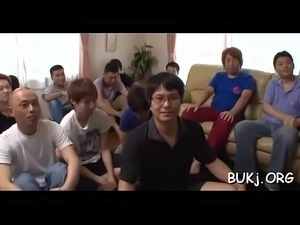 free asian bukkake facial cumshot videos
