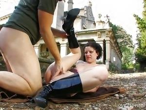 sexy black stripping