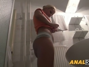blowjob on the toilet picture