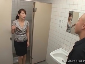 toilet service sex video