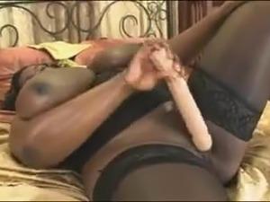 tiny pussy big dildo