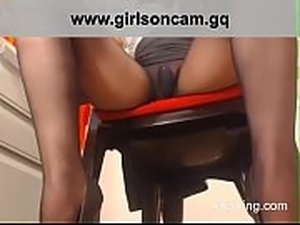 asian anal pantyhose