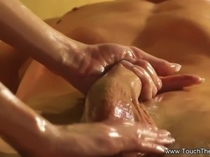 naked boy massage oil video asian