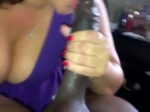 wife gets pregnant by bbc video