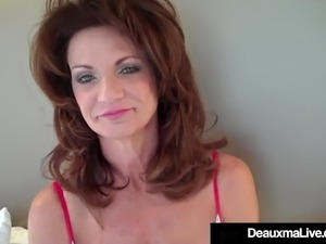 deauxma fucks black dick