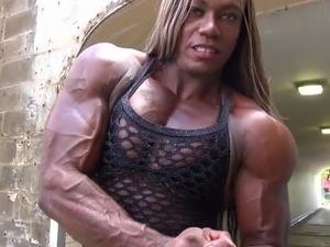 muscle girls fuck tube