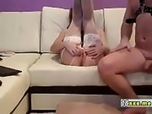 young pissed on porn