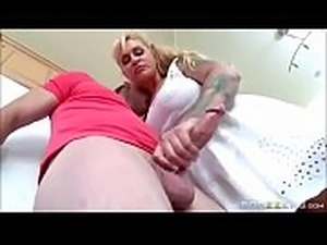mom orgasm anal