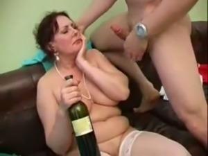 drunk wife fucks gets creamed pussy