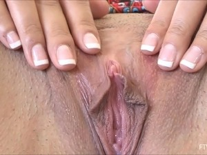 video trailer closeup ejaculating female