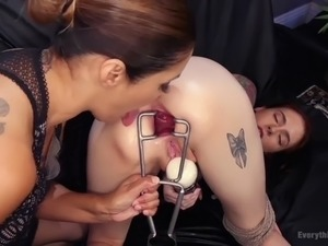 closeup video of vagina masturbation
