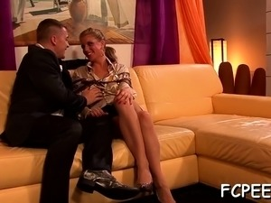 porn video with lady getting clothes