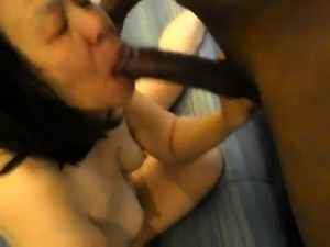 wife fucks first black guy