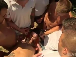 facial cum video compilations