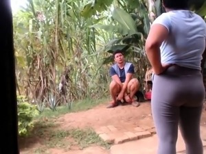 teen outdoor gangbang videos