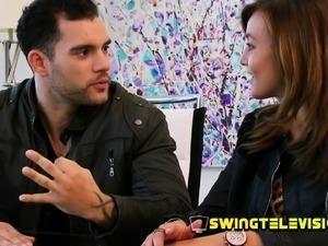 crackle sex swingers video