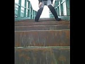 ladyboy fucks girl video