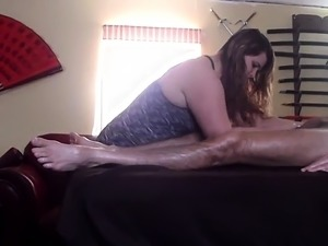 video mature massages young straight