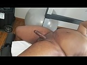 Naked asian massage