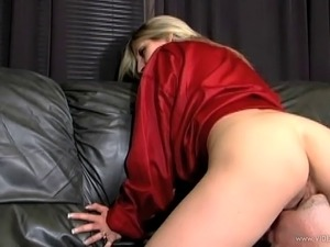 dick forces up her ass