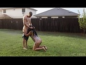 first time wife swap video